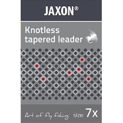 BEZWĘZŁOWY PRZYPON KONICZNY JAXON LEADER NM 270CM 0.178-0.53MM NM-19FT4X