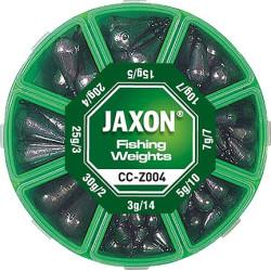 CIĘŻAREK JAXON Z KRĘTLIKIEM ZESTAW NR.4 CC-Z004