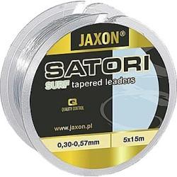 KONICZNY PRZYPON STRZAŁOWY JAXON SATORI SURF 0.28/0.55MM ZJ-SBS028