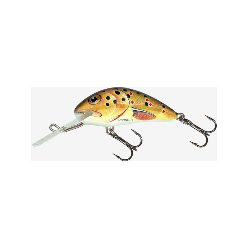 WOBLER SALMO HORNET 3S T