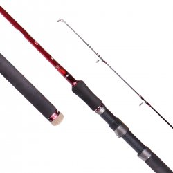 WĘDKA DAM STEELPOWER RED SHAD&PILK 3.0/40-170 G