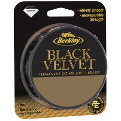 PLECIONKA BERKLEY BLACK VELVET 110M 0,10MM 1345386