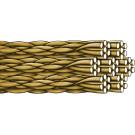 PRZYPON DRAGON SURFSTRAND 7X7 2SZT 25CM/9KG 50-109-25