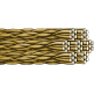 PRZYPON DRAGON SURFSTRAND 7X7 2SZT 25CM/6KG 50-606-25