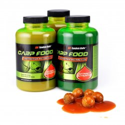 ATRAKTOR TANDEM BAITS CARP FOOD ATTRACT ACTIVATOR 500ML CZARNY HALIBUT