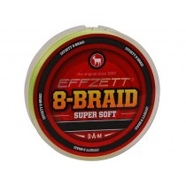 PLECIONKA DAM EFFZETT 8-BRAID/GREEN/125M 0,10MM
