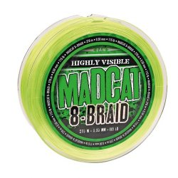 PLECIONKA DAM MADCAT 8-BRAID 270M/0.60MM/3803060