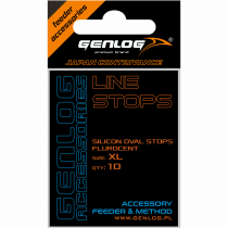 STOPER GENLOG FLUO SILICON OVAL XL