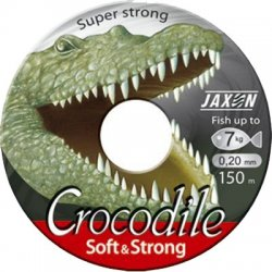 ŻYŁKA JAXON CROCODILE SOFT & STRONG 0.30/150M/ZJ-CRU030A