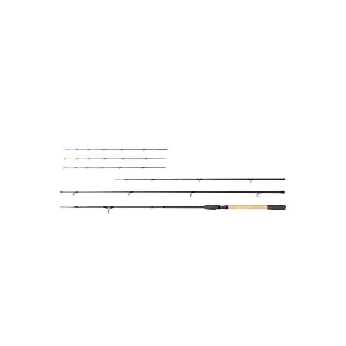 WĘDKA MegaBAITS BLACK SHADOW FEEDER 3,30M 60G