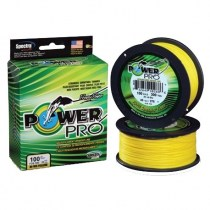 PLECIONKA SHIMANO Power Pro 0,06mm 135m 3kg/6,5lb Hi-Vis Yellow