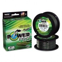 PLECIONKA SHIMANO Power Pro 0,06mm 135m 3kg/6,5lb Moss Green