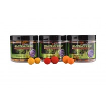 SUPERFEED DIFFUSION BOILIES TANDEM BAITS 14MM/16MM 90G MILKY MULBERRY 24584
