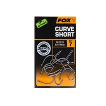 HACZYK FOX EDGES ARMA POINT CURVE SHANK SHORT SIZE 4 CHK207