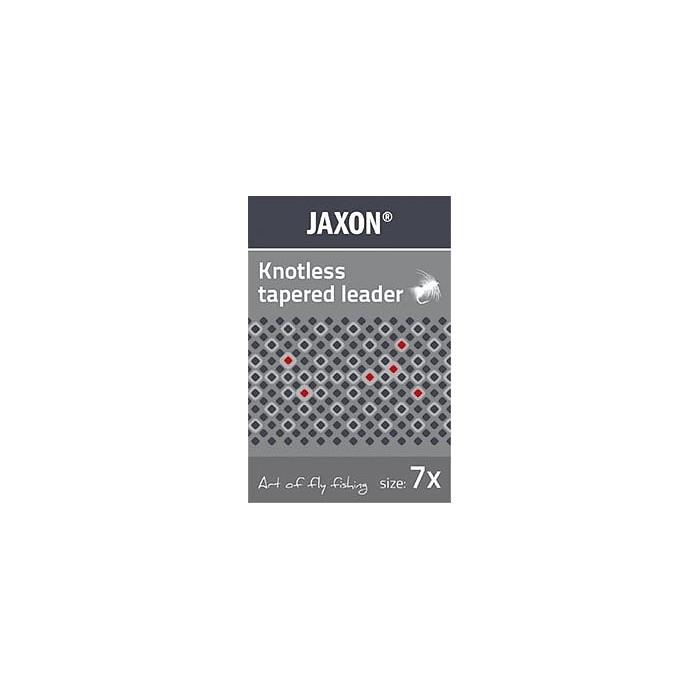 BEZWĘZŁOWY PRZYPON KONICZNY JAXON 270CM 0.182-0.53MM MF-94X
