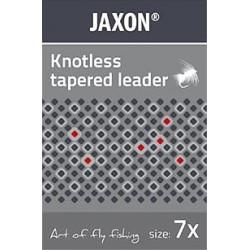 BEZWĘZŁOWY PRZYPON KONICZNY JAXON 270CM 0.154-0.50MM MF-95X
